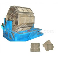 ROLLER PULP MOULDING MACHINE