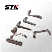 Zinc Die Casted Door Handles