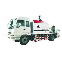 Truck-mounted Stationary Concrete Pump
