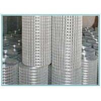 Galvanized Welded Wire Mesh Panels