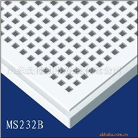 Gypsum/plaster Sound Absorbent Board