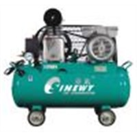 single-stage air-cool movable air compressor Z0.036/8  0.05/8