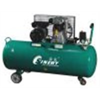 single-stage air-cool movable air compressor 2055ZU