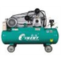 double-stage air-cool movable air compressor 0.3/12.5