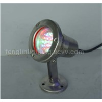 LED water bottom light