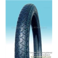 motor cycle tyre