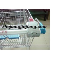 Coin Lock for shopping cart/trolley(JJL-881)