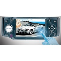 In Dash Car DVD player with 4.3 touch screen bluetooth USB SD