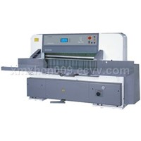 QZYX Model Hydraulic Double Digit-display Paper Cutting
