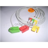 M1605A HP ECG leadwires