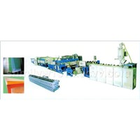 Plastics Grid Board Production Line
