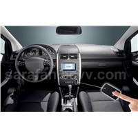 Fingerprint Car Immobilizer System
