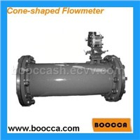Cone-shaped Flow meter WF30-11 Pipe type ( Flat flange )