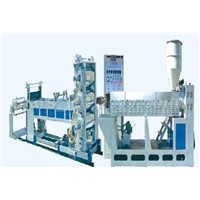 Plastic Sheet Extruding Unit
