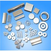 high grade sintered NdFeB magnets