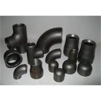 Carbon Steel Butt-welded Seamless& Welded Pipe Fittings
