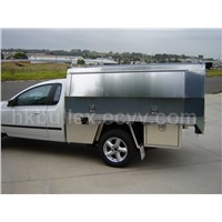 Aluminium Truck Tray Body/Canopy Box