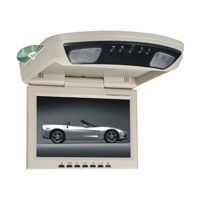 Ceiling Car Monitor with DVD Player