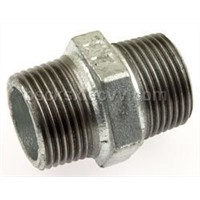 malleable iron pipe fittings - Nipple (280)