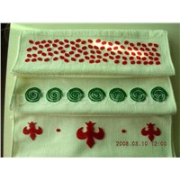 Tufting embroidery machine series