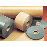 insulating paper/polyester film laminate