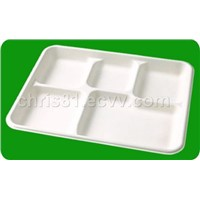 Food Tray( 5 compartment)