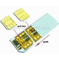 Double sim card