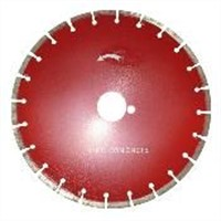 Brazed Hard Concrete Saw Blades