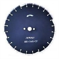 Brazed Asphalt diamond saw blade