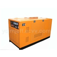 Water Cooled Low Noise Diesel Generator - 10-30GF-LDE(10-30KW)