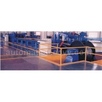 middle-size board ordinary opening alignment cutting line
