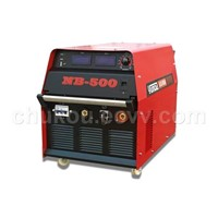 Semi-automatic gas shielded welding machine