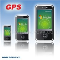 2.8 QVGA/TFT Touch Screen GPS PDA Smart Mobile Phone