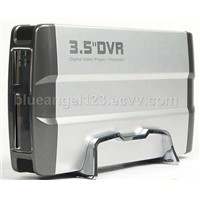3.5' HDD Digital video recorder/enclosure