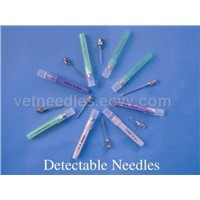 Veterinary  Detectable Needles