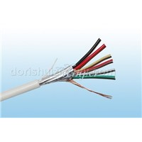 alarm cable 2*0.5+4*0.22 shield