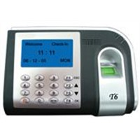 Fingerprint Time Attendance T6