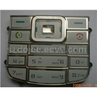 Glass Keypad