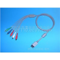 component cables for Wii