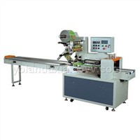 HORIZONTAL WRAPPING MACHINERY