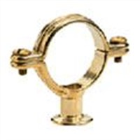 brass clamp, bracket
