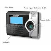 Fingerprint Time Attendance And Access Controller