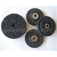 abrasive clean& strip wheel