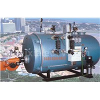 Gas/Oil Fired Steam Boiler / Oil Boiler