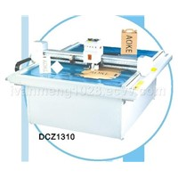 Carton Box Sample Maker Cutting Machine
