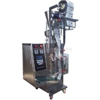 Vertical flow filling machine