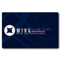 High Quality Plastic Card ( Membership Card, Visitor Card )
