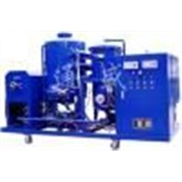 ZYB efficient vacuum multi-function oil purifying machine
