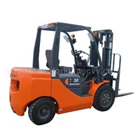 2.0T-2.5T diesel forklift with YANMAR engine