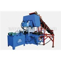 brick machine concrete block machine  air brick machine burn-free brick machine